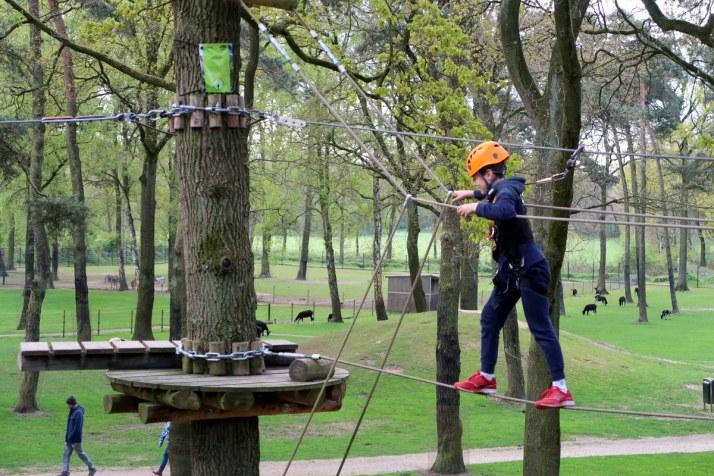 Vakantaseren Tiener Test, Klimbos Weert, Limburg