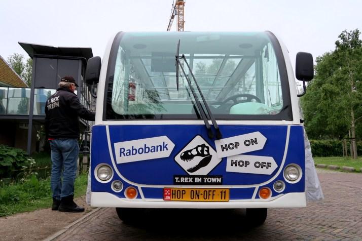 Hon op hof off, Leiden, vakantaseren