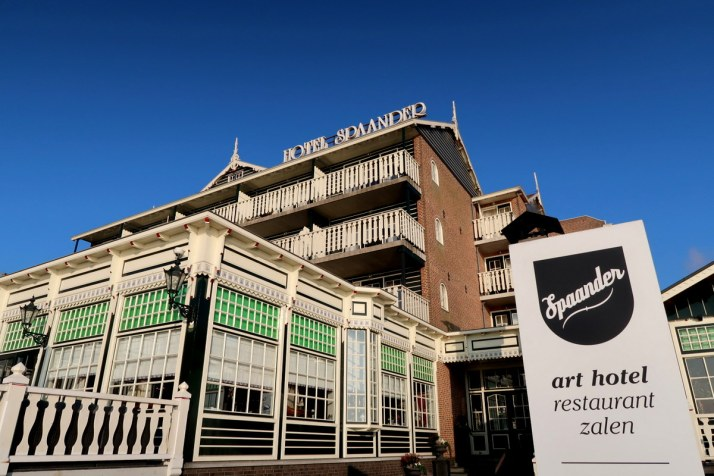 ARt hotel Spaander, Vakantaseren, Laag Holland
