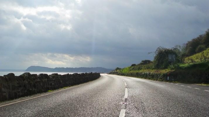 Causeway coastal route, vakantaseren