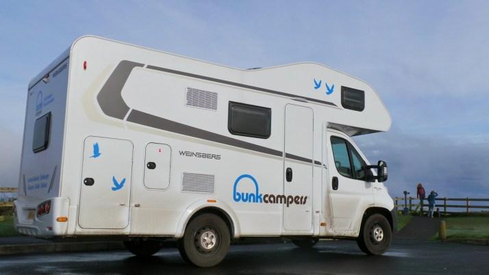Vakantaseren, bunk Campers
