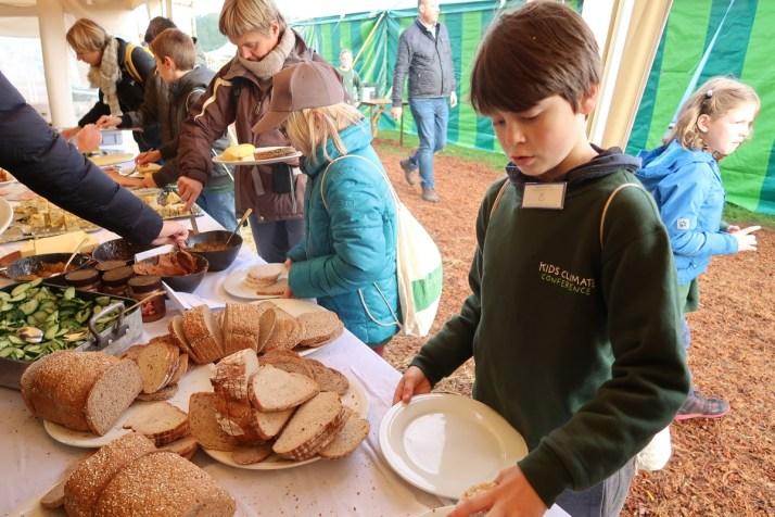 Kids climate conference, duurzaam vakantaseren