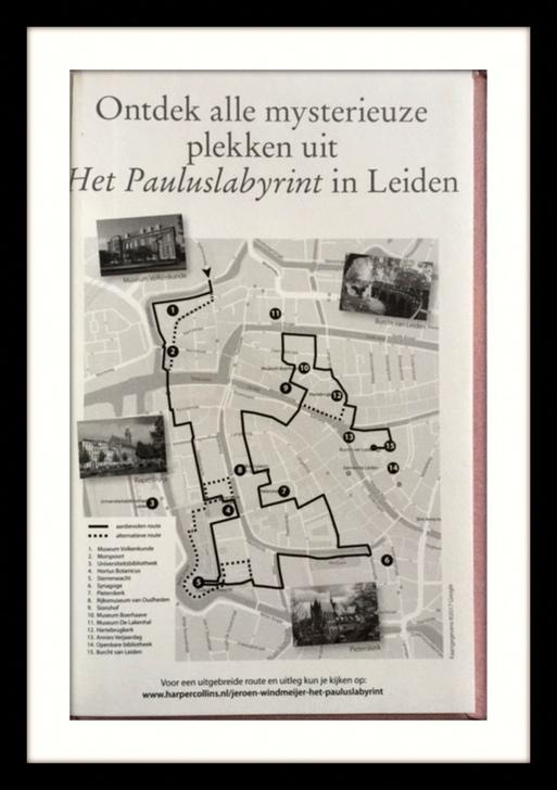 het Paulus Labyrint, Jeroen Windmeijer