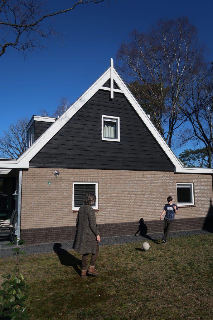 vakantaseren, Droomparken, De Zanding