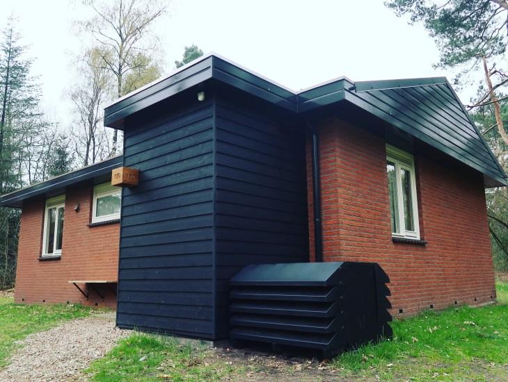 duurzaam vakantaseren, Landal GreenParks, Twenhaarsveld, groene bungalow