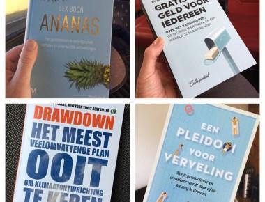 vakantaseren, boeken