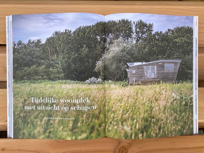 tiny houses, boek Monique van Orden