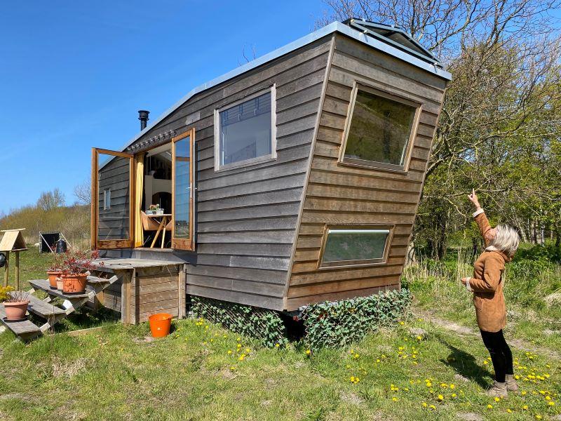 zonnepanelen, wendy, Tiny House