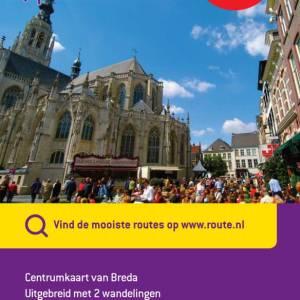 Stadsplattegrond 17 Citymap & more Breda | Falk