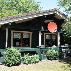 Hulshorst vakantiehuis op park Hulshorsterhout Veluwe