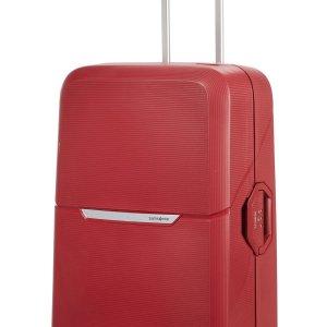 Nieuw!! Ultra lichte koffer met sloten Samsonite Magnum Rust Red