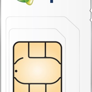 KPN SIM-kaart prepaid 10,- en 1GB Simkaart