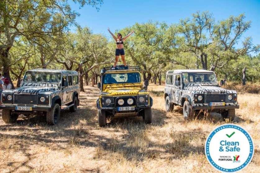 Jeepsafari in de Algarve