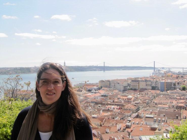 Maak kennis met Angelique Aertssen van Vakantie in Albufeira
