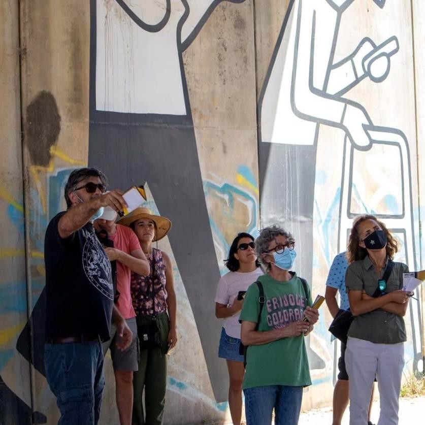 Urban Art rondleiding Lagos