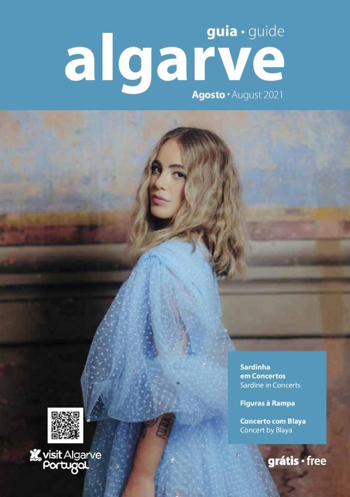 Guia Algarve - Overzicht van activiteiten in de Algarve in augustus 2021