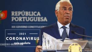 De beperkingen die in heel Portugal van kracht waren om de verspreiding van Covid-19 tegen te gaan, zijn vanaf 1 augustus geleidelijk opgeheven als onderdeel van een drie fasenplan om het land weer open te stellen.