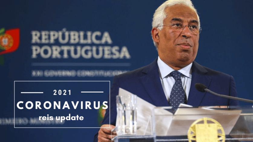 Coronavirus reis update | Portugal begint weer open te gaan - de nieuwe regels