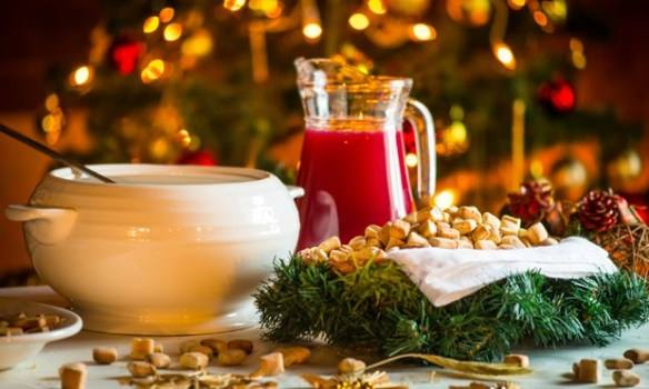 Christmas Eve.Lietuviskos Kucios Christmas Eve Celebration Poway Ca