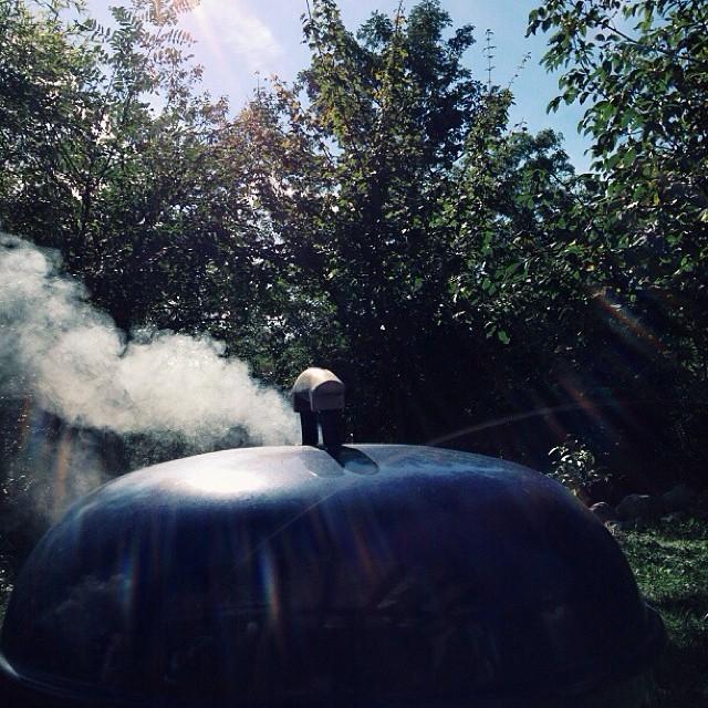 Smoking #vscocam