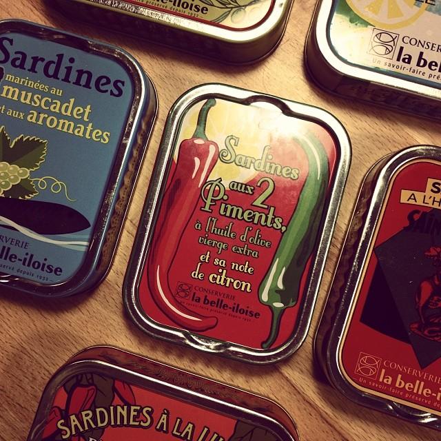 Sardines dilemma
