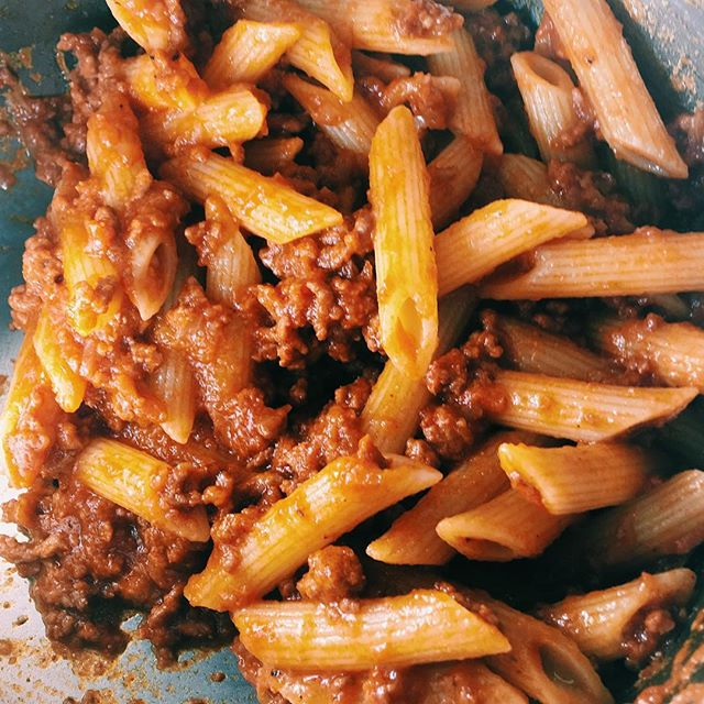 First ragù of the Trump era (not bad)