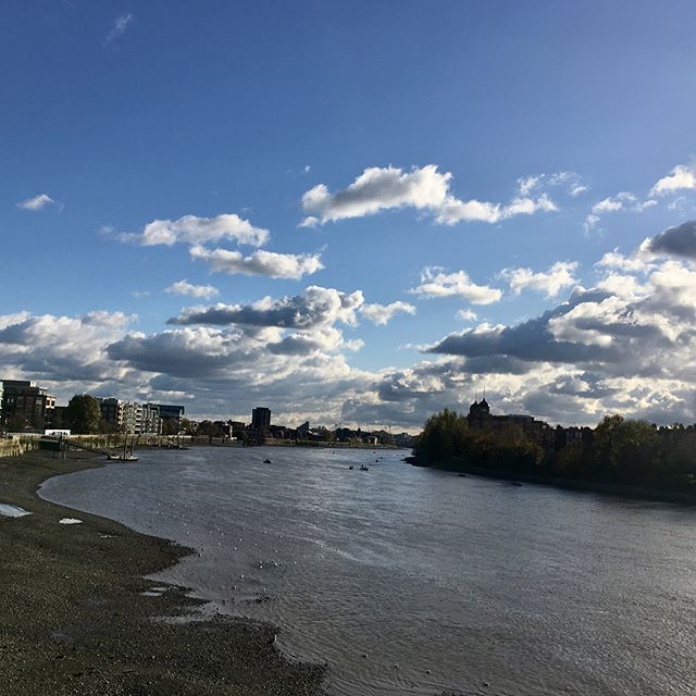 Continuing with the #thames #theme