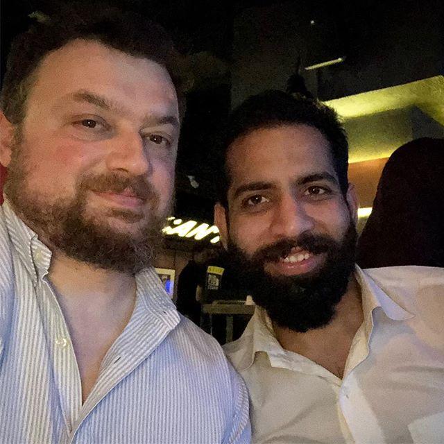 With my buddy @kamalsharma_07