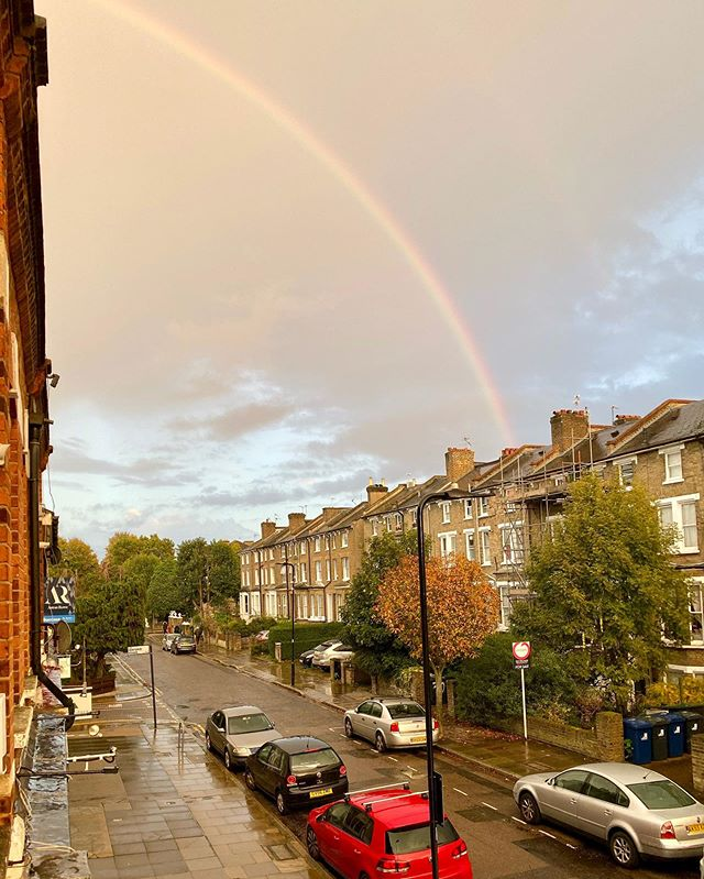 #rainbow in #ealing