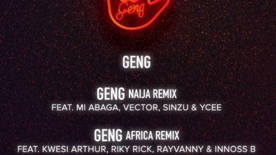 Photo of Mayorkun Ft. M.I Abaga x Vector x Sinzu x Ycee – Geng (Naija Remix)