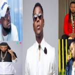 Top 5 most handsome Music artistes in Nigeria