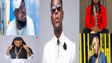 Photo of Top 5 most handsome Music artistes in Nigeria