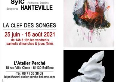 Réouverture de l'Atelier Perché avec l'exposition « La Clef des Songes » à Bellême