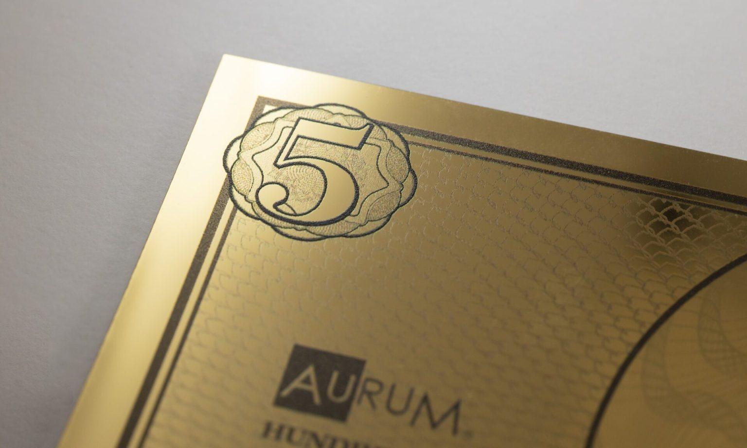 Cook Island Aurum - Valaurum, Inc.