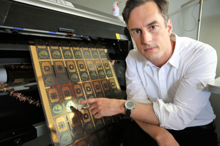 OPB Article: Oregon entrepreneur aims to create a new way of trading with gold
