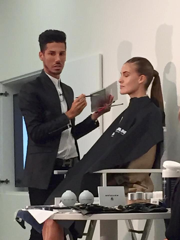 KryolanMasterclass2016, BobbiBicker, Mua,Makeup, Makeupartist, Professional, Workshop,Masterclass, Kryolan, Kryolanuk, valbonabickerart, SpecialEffects, HighFashionMakeup, Celebrities