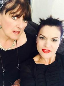 Bobbi Bicker & Tina Earnshaw