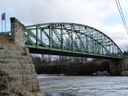 Clark's Steel Bridge – 1892