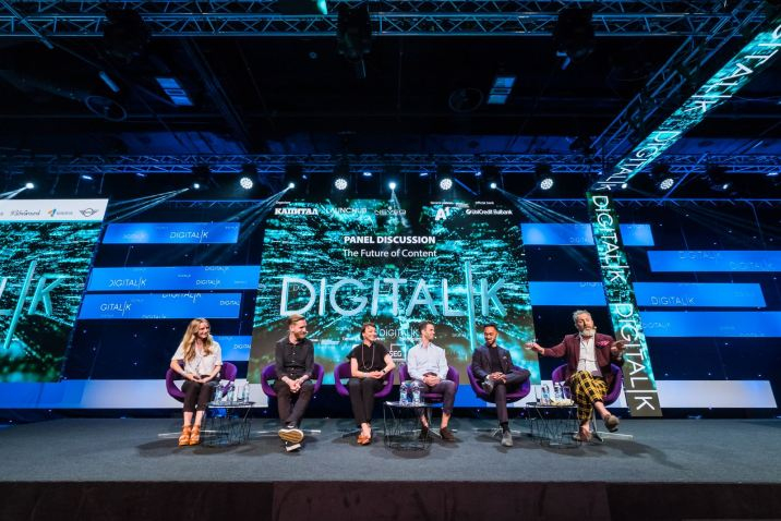 digitalk panel