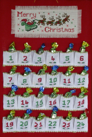 20th Day of Christmas: Advent Calendars (1/6)