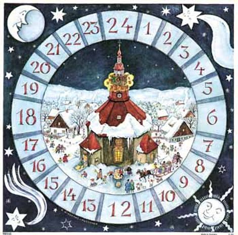 20th Day of Christmas: Advent Calendars (3/6)