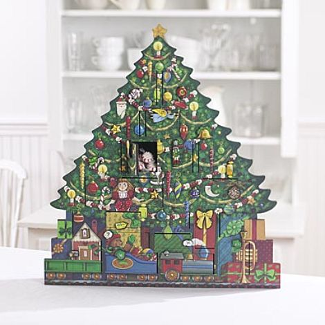 20th Day of Christmas: Advent Calendars (5/6)