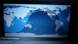 Hier das ganze graphisch veranschaulicht, auf dem Flugzeugmonitor