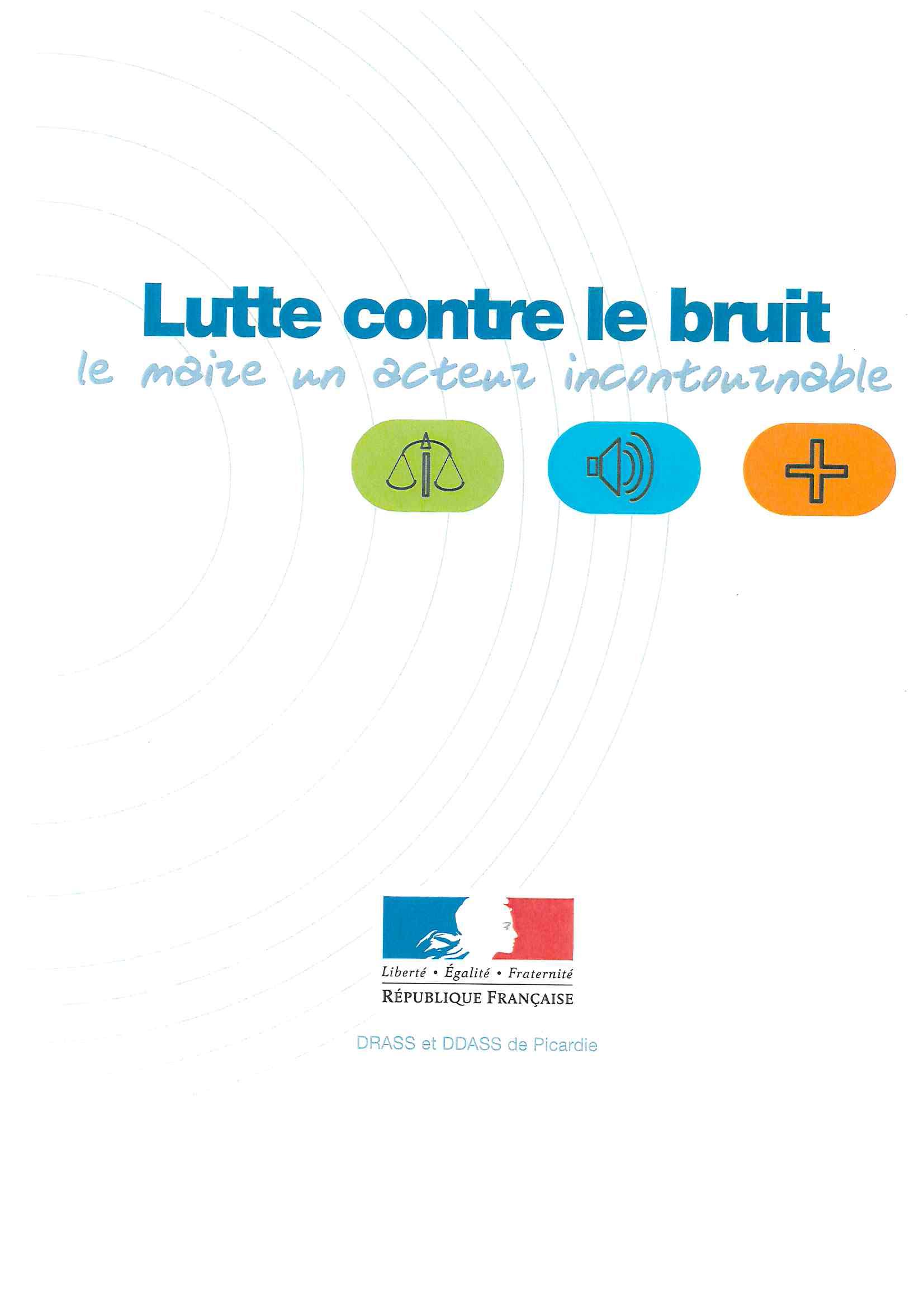 """PETIT RAPPEL AVANT L ÉTÉ """"LUTTE CONTRE LE BRUIT"""""""