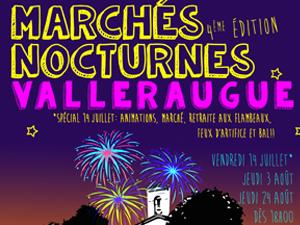Marchés nocturnes 2017