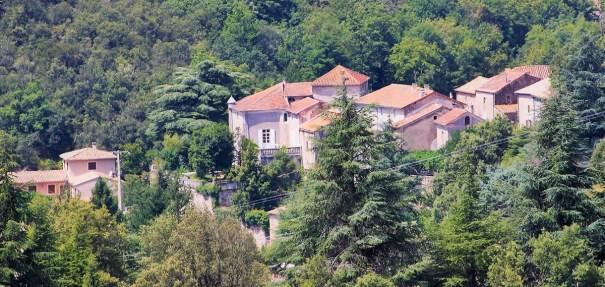 Photo hameau du Mazel