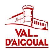Logo val-d'Aigoual rouge petit format