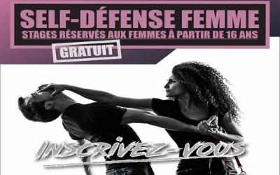 Bailly-Romainvilliers ► Stages pour les femmes de self-défense