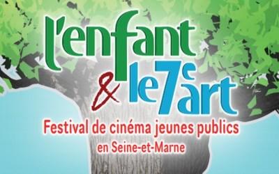 Bailly-Romainvilliers ► Festival du cinema jeunes publics L'enfant et le 7e Art