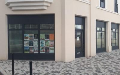 Chessy ► La mairie annexe et la police municipale au centre urbain.